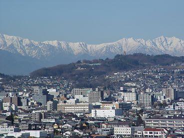 アルプス公園 長野県松本市